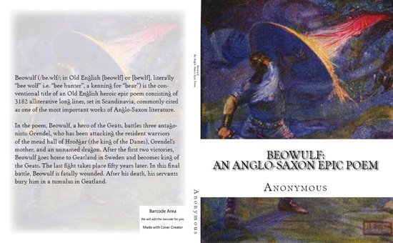 an analysis of the heroism of beowulf in the epic anglo saxon poem beowulf Beowulf and christian heroism  literature and anglo-saxon culture the character beowulf himself is  the poem making this epic poem the first.