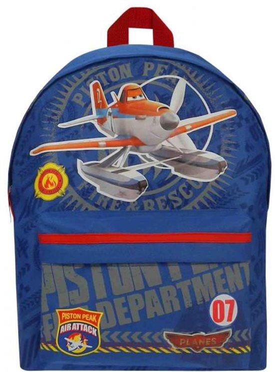 Planes Fire and Rescue - Rugzak - Blauw in Zelhem