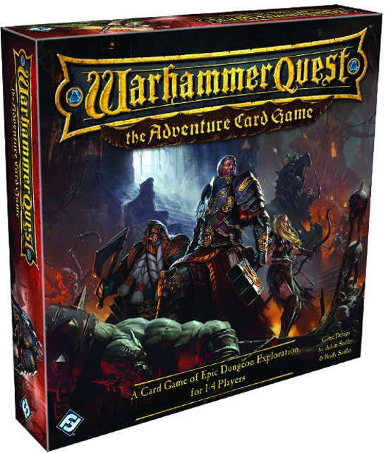 Warhammer Quest The Adventure Game in Vellereille-le-Sec