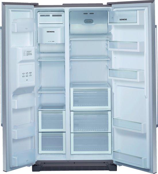 siemens ka58na75 amerikaanse koelkast. Black Bedroom Furniture Sets. Home Design Ideas