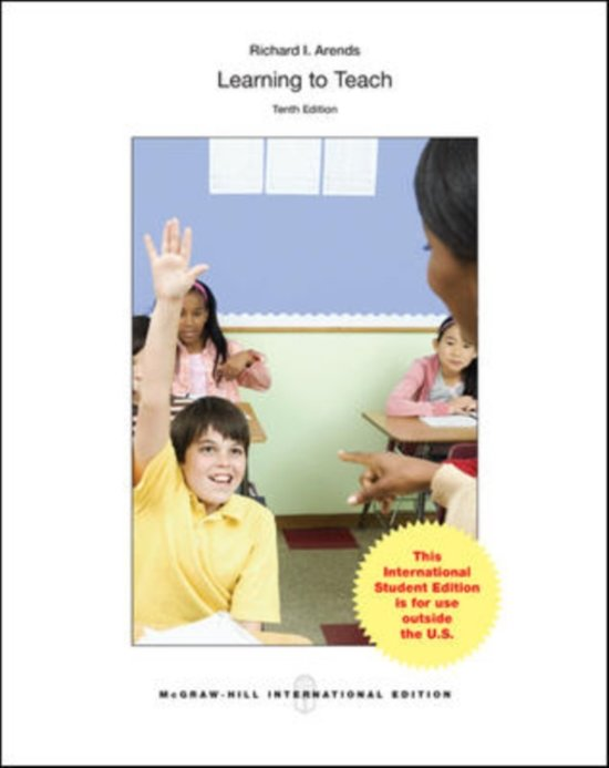learning to teach richard arends pdf