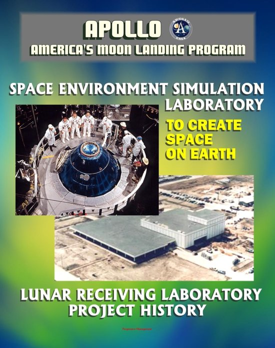 Le Lunar Receiving Laboratory du JSC 9200000033938479