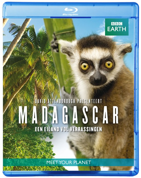 BBC Earth - Madagascar (Blu-ray)