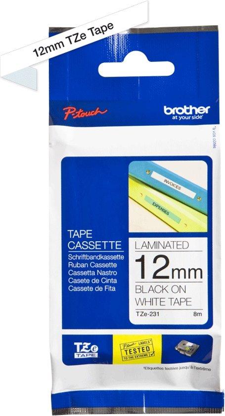 Brother TZ-231 TZ labelprinter-tape