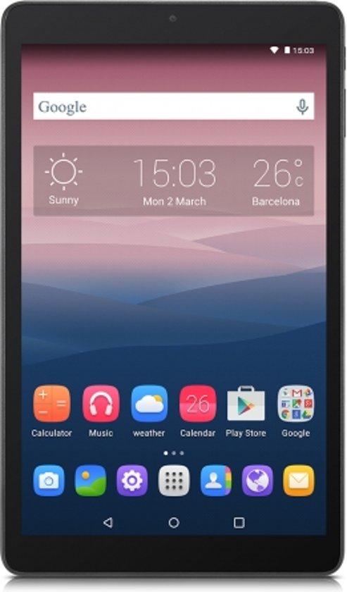 ALCATEL Tablet PIXI 3 10 WIFI Black