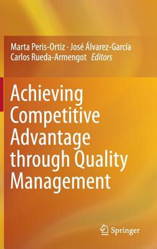 a method to achieve the competitive advantage Competitive advantage is created by using resources and capabilities to achieve either a lower cost structure or a differentiated product to achieve a competitive advantage, the firm must perform one or more value creating activities in a way that creates more overall value than do competitors.