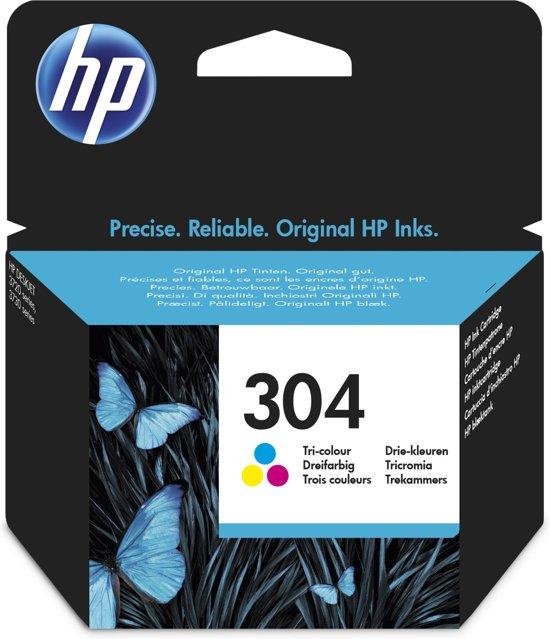HP 304 - Inktcartridge / Kleur (N9K05AE)