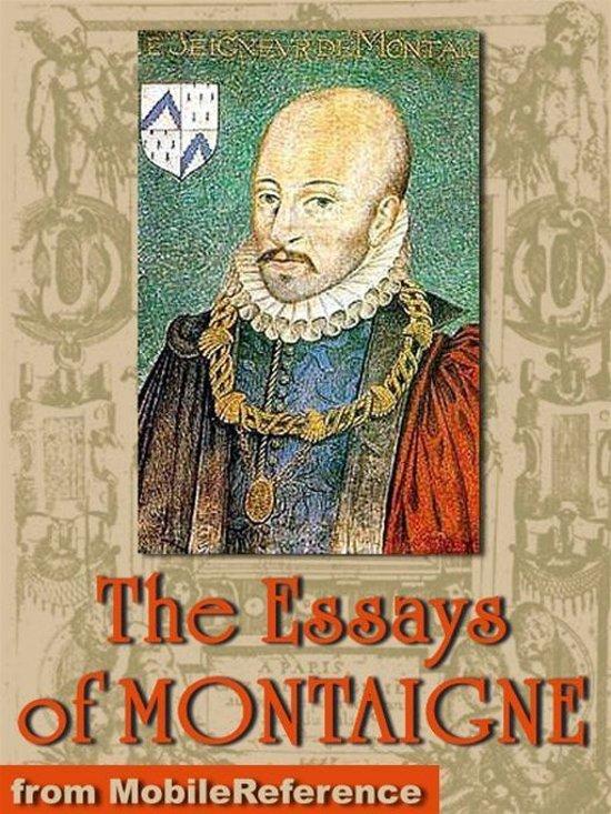 complete essays montaigne
