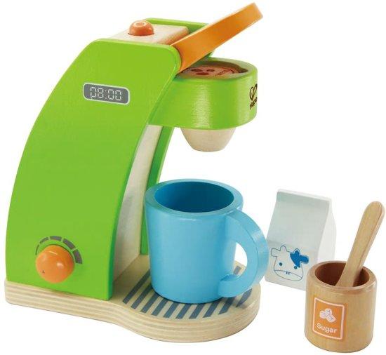 Hape Koffiezetapparaat in Nieuwdorp