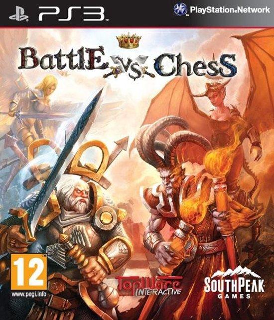 Battle vs. Chess  PS3