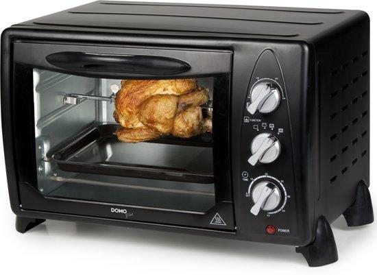 domo do450go mini oven. Black Bedroom Furniture Sets. Home Design Ideas