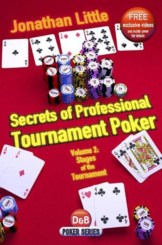 secrets of professional tournament poker ebook