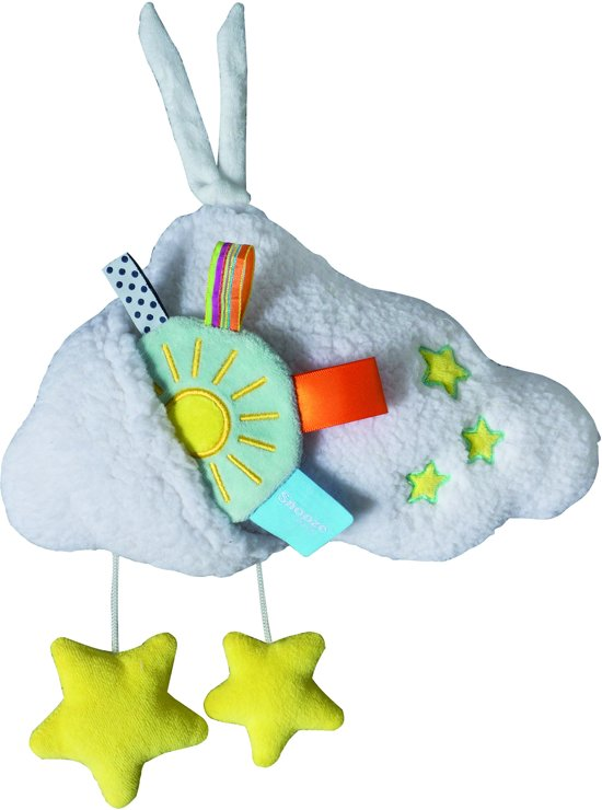 Snoozebaby Muziek Mobiel - Wolken in Het Stift