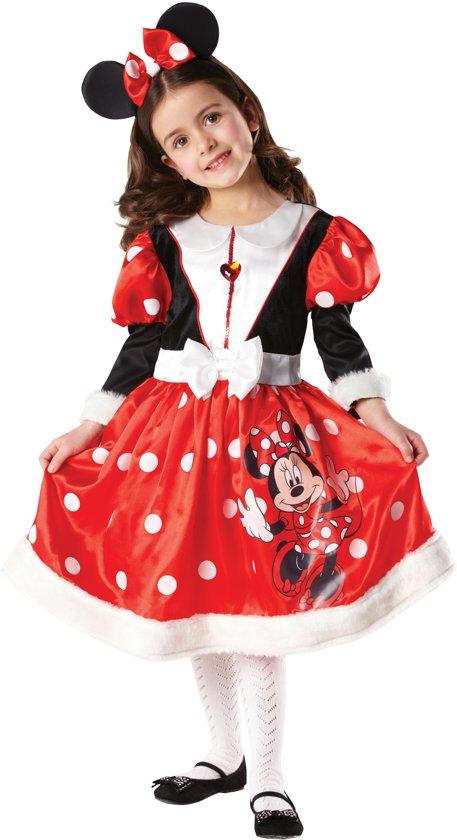 Disney Minnie Mouse Winter Wonderland - Kostuum Kind - Maat 98/104 in Koningsbosch