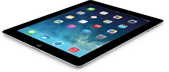 Apple iPad 2 - 16GB - Zwart - Tablet