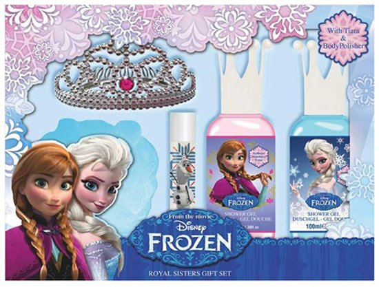 Disney Frozen - 5 delig - Geschenkset in Rijsenhout