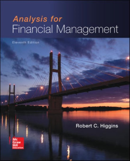 analysis of financial management by marty Carnegie mellon university – heinz college of government – master of science  in public management and policy analysis – specialization in finance – june.