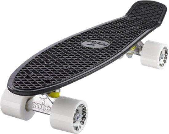 Penny Skateboard Ridge Retro Skateboard Black/White in Korengarst