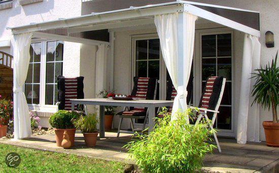 Leco paviljoen terras - Tent voor terras ...