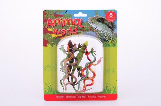 Animal World Reptielen in Kortwoude / Koartwâld