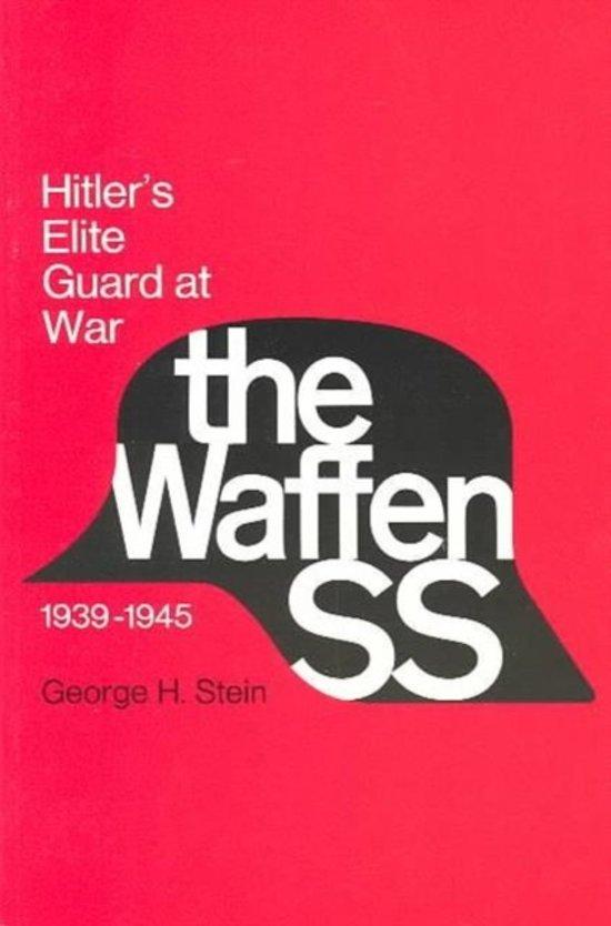 Hitler by george h stein essay