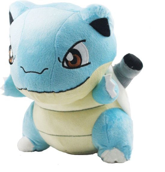 Pokemon Pluche Knuffel - Anime Edition Blastoise 30cm in Olen
