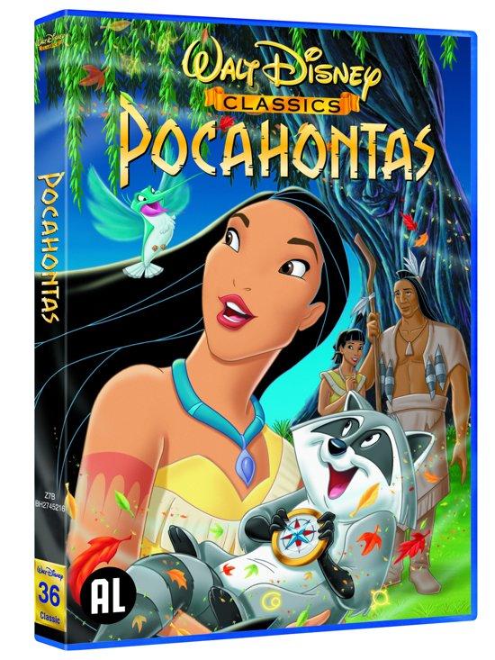 bol.com   Pocahontas (Dvd), Cartoon