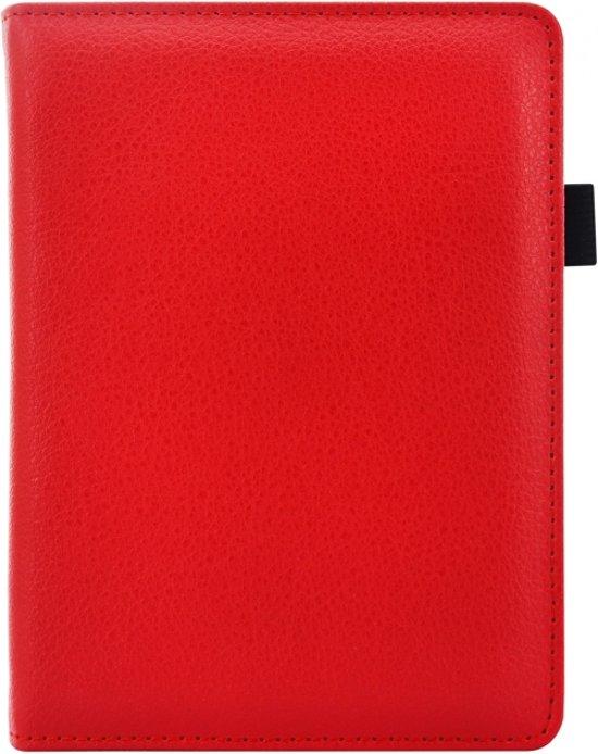 Rode Keukenapparaten : Luxe Rode Leren Hoes Kobo Glo HD (Cover / Case / Beschermhoes)