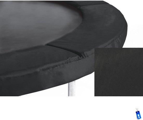 Trampoline rand Trampoline Beschermrand - zwart - 427 cm - Dikte 3 cm - Trampolineplein in Turkeije / Turkeye