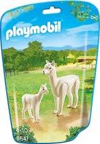 Playmobil Alpaca met baby  - 6647