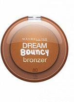 Maybelline - Dream Bouncy - Bronzer - 80 Glistening Sun