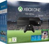 Microsoft Xbox One FIFA 16 Console - 500GB - Zwart - Xbox One