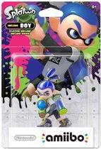 Nintendo Amiibo figuur - Splatoon Boy (WiiU + New 3DS)