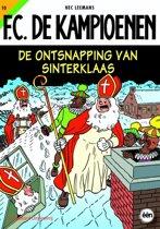 FC De Kampioenen / 10 De ontsnapping van Sinterklaas