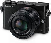 Panasonic LUMIX DMC-GM5 + 15mm - Systeemcamera - Zwart
