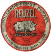 Reuzel Red Water High Sheen pomade by Schorem