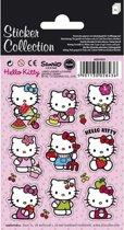 Stickers Hello Kitty 3 vellen