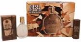 DIESEL FUEL FOR LIFE MEN GIFTSET 80 ml