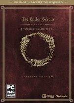 The Elder Scrolls Online: Tamriel Unlimited - Imperial Edition - PC / Mac - PC / MAC