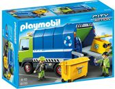 Playmobil Vuilniswagen  - 6110