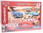 Clementoni Cars 2 puzzel maxi vrienden 104 stukjes