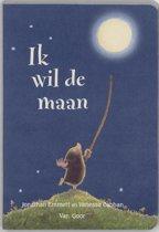 Prentenboek Ik wil de maan