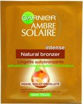 Garnier Ambre Solaire - Gezichtsdoekjes - Zelfbruinende tissues