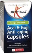 Lucovitaal Acai & Goji - 60 capsules - Voedingssuplementen