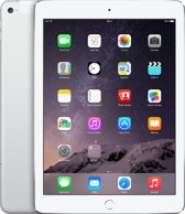 Apple iPad Air 2 (4G) - Wit/Zilver - 64GB - Tablet