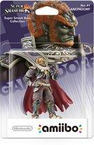 Nintendo amiibo figuur - Ganondorf (WiiU + New 3DS)