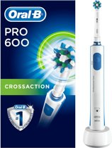 Oral-B Pro 600 Cross Action - Elektrische Tandenborstel