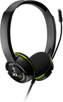 Turtle Beach Ear Force XLa Wired Stereo Gaming Headset - Zwart (Xbox One + Xbox 360)