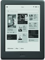 Kobo Touch 2.0 - Zwart - e-reader
