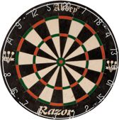 Abbey Darts Sisal - Dartbord
